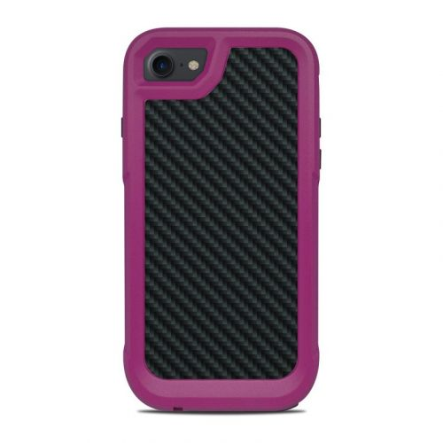Carbon OtterBox Pursuit iPhone 8 Case Skin