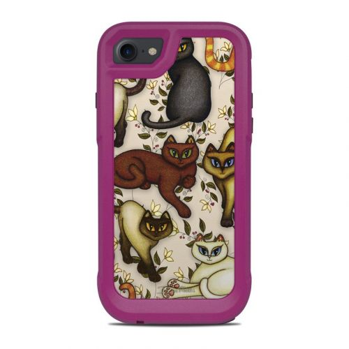 Cats OtterBox Pursuit iPhone 8 Case Skin