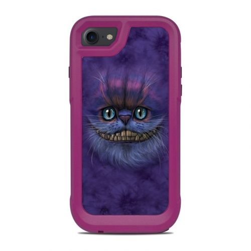 Cheshire Grin OtterBox Pursuit iPhone 8 Case Skin