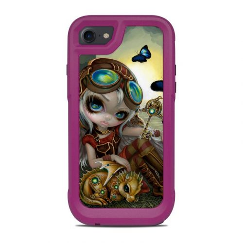 Clockwork Dragonling OtterBox Pursuit iPhone 8 Case Skin