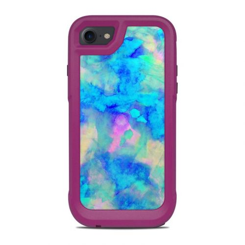 Electrify Ice Blue OtterBox Pursuit iPhone 8 Case Skin