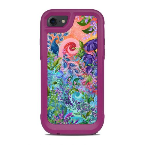 Fantasy Garden OtterBox Pursuit iPhone 8 Case Skin