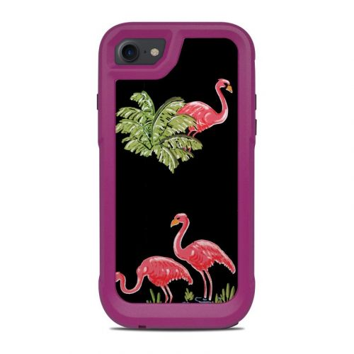 Flamingos OtterBox Pursuit iPhone 8 Case Skin