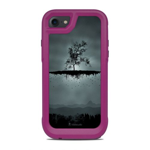 Flying Tree Black OtterBox Pursuit iPhone 8 Case Skin