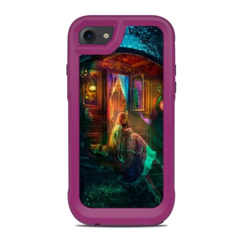 Gypsy Firefly OtterBox Pursuit iPhone 8 Case Skin
