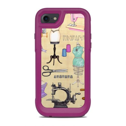 Haberdashery OtterBox Pursuit iPhone 8 Case Skin