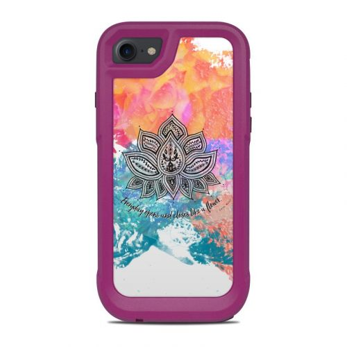 Happy Lotus OtterBox Pursuit iPhone 8 Case Skin