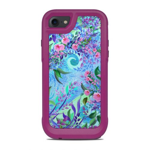 Lavender Flowers OtterBox Pursuit iPhone 8 Case Skin