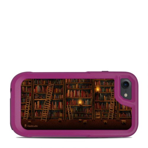 Library OtterBox Pursuit iPhone 8 Case Skin