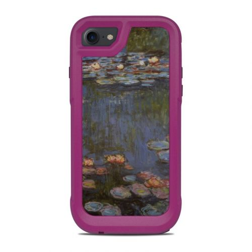 Water lilies OtterBox Pursuit iPhone 8 Case Skin