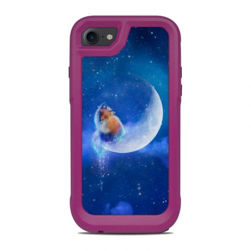 Moon Fox OtterBox Pursuit iPhone 8 Case Skin