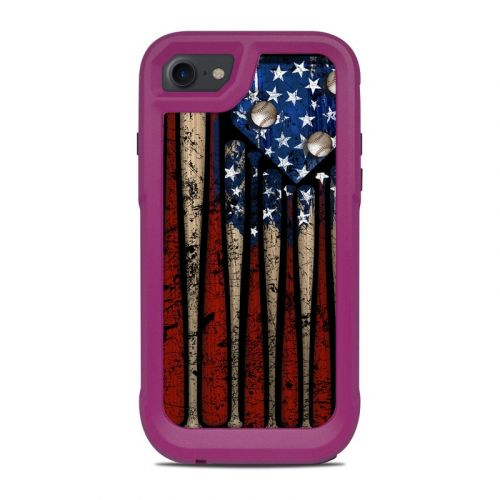 Old Glory OtterBox Pursuit iPhone 8 Case Skin