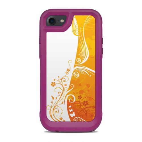 Orange Crush OtterBox Pursuit iPhone 8 Case Skin