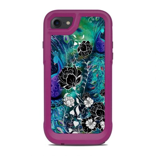 Peacock Garden OtterBox Pursuit iPhone 8 Case Skin
