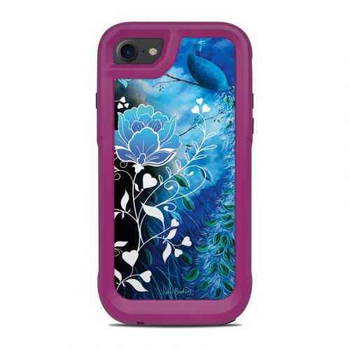 Peacock Sky OtterBox Pursuit iPhone 8 Case Skin