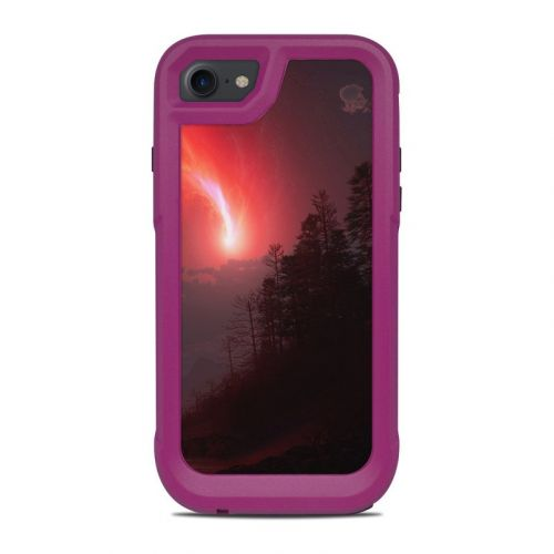 Red Harbinger OtterBox Pursuit iPhone 8 Case Skin