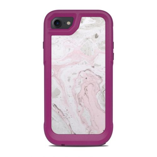 Rosa Marble OtterBox Pursuit iPhone 8 Case Skin