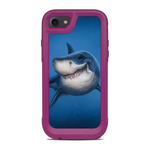 Shark Totem OtterBox Pursuit iPhone 8 Case Skin