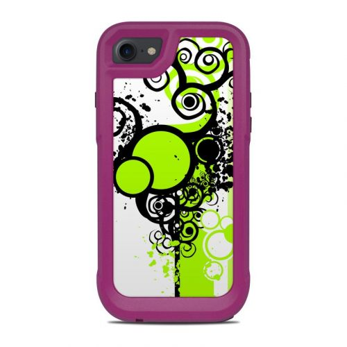 Simply Green OtterBox Pursuit iPhone 8 Case Skin