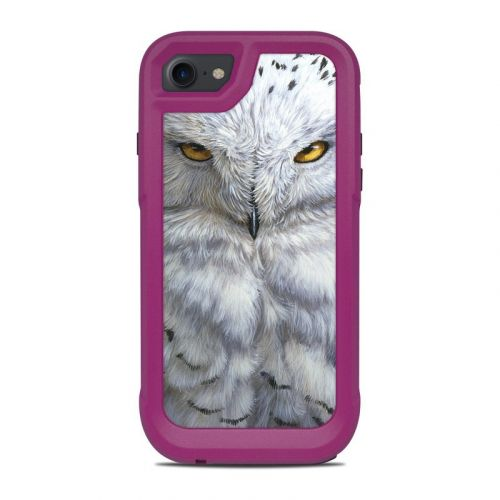 Snowy Owl OtterBox Pursuit iPhone 8 Case Skin