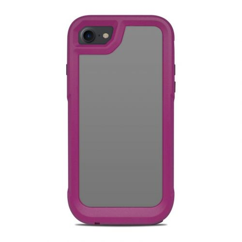 Solid State Grey OtterBox Pursuit iPhone 8 Case Skin