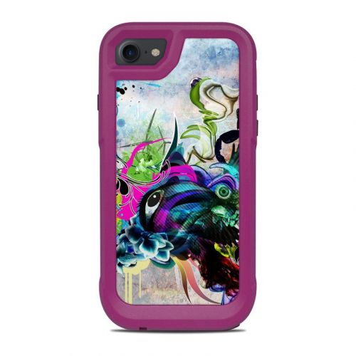 Streaming Eye OtterBox Pursuit iPhone 8 Case Skin