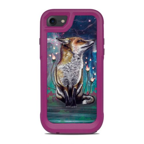 There is a Light OtterBox Pursuit iPhone 8 Case Skin
