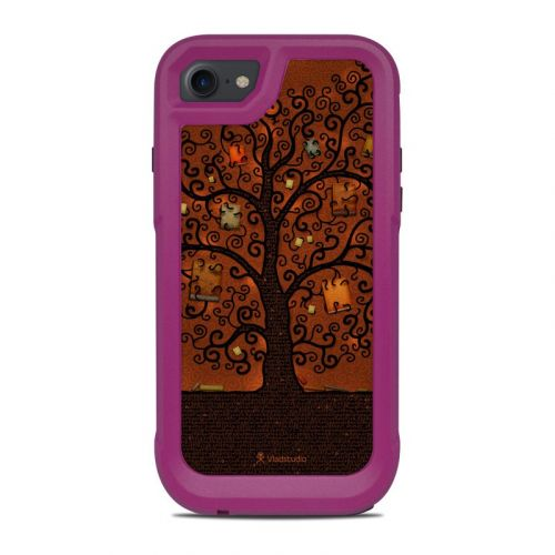 Tree Of Books OtterBox Pursuit iPhone 8 Case Skin