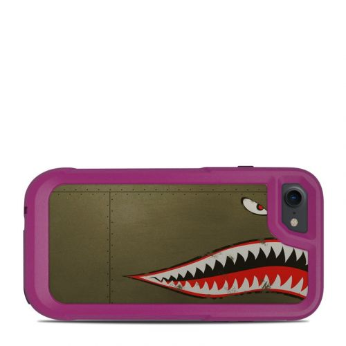 USAF Shark OtterBox Pursuit iPhone 8 Case Skin
