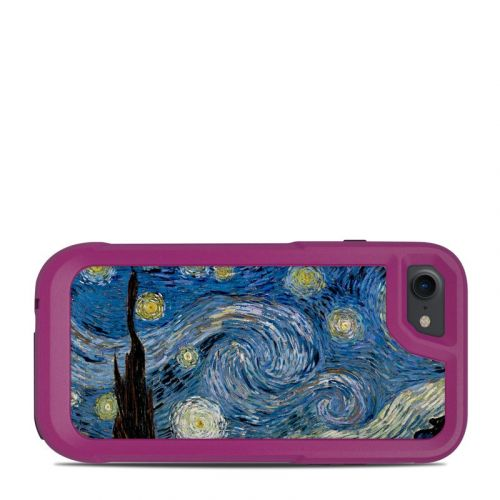 Starry Night OtterBox Pursuit iPhone 8 Case Skin