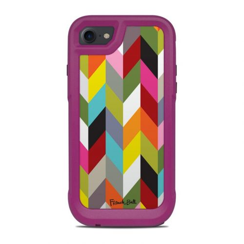 Ziggy Condensed OtterBox Pursuit iPhone 8 Case Skin