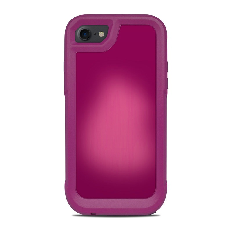 Pink Burst OtterBox Pursuit iPhone 8 Case Skin