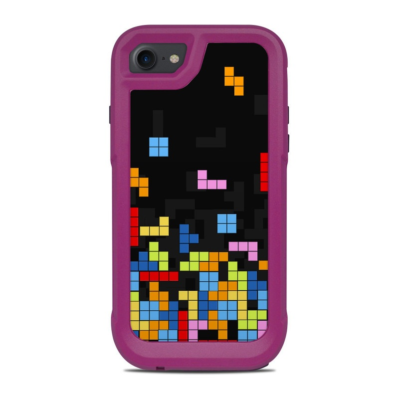 Tetrads OtterBox Pursuit iPhone 8 Case Skin