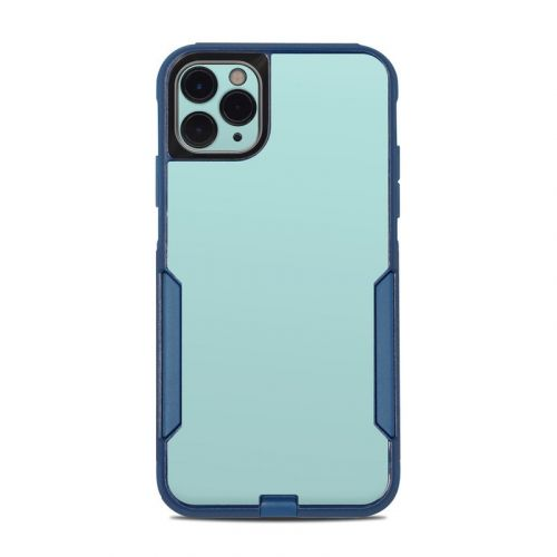 Solid State Mint OtterBox Commuter iPhone 11 Pro Max Case Skin