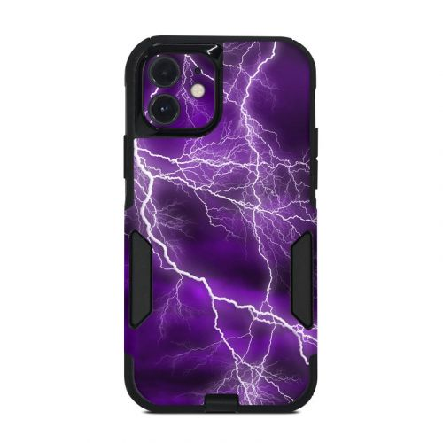 Apocalypse Violet OtterBox Commuter iPhone 12 Case Skin