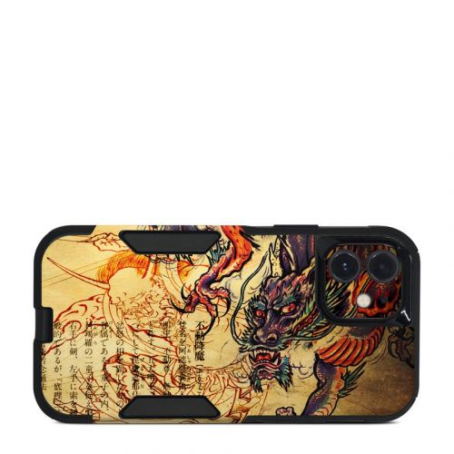 Dragon Legend OtterBox Commuter iPhone 12 Case Skin
