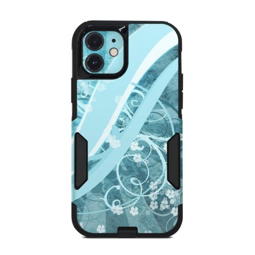 Flores Agua OtterBox Commuter iPhone 12 Case Skin