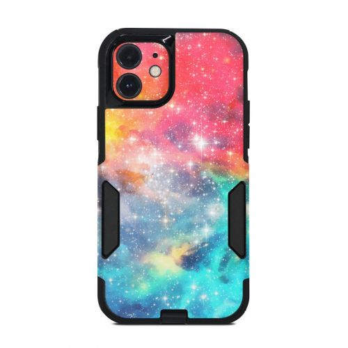 Galactic OtterBox Commuter iPhone 12 Case Skin