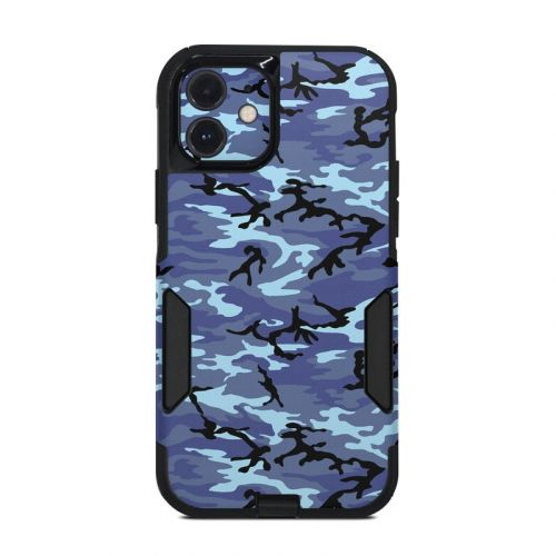 Sky Camo OtterBox Commuter iPhone 12 Case Skin