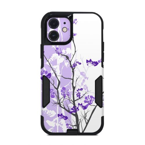 Violet Tranquility OtterBox Commuter iPhone 12 Case Skin