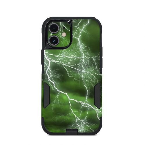 Apocalypse Green OtterBox Commuter iPhone 12 mini Case Skin
