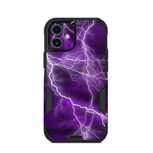 Apocalypse Violet OtterBox Commuter iPhone 12 mini Case Skin