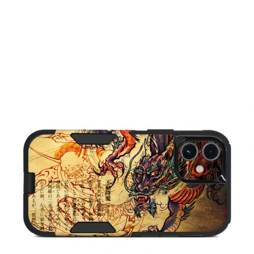 Dragon Legend OtterBox Commuter iPhone 12 mini Case Skin
