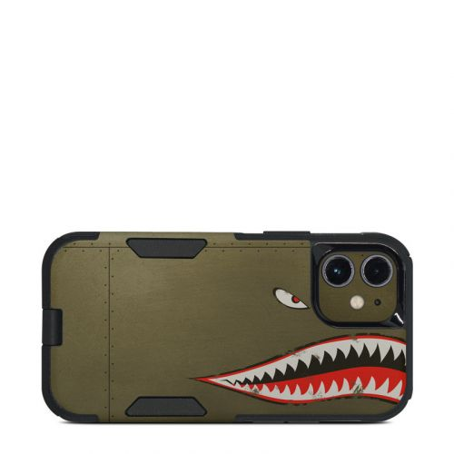 USAF Shark OtterBox Commuter iPhone 12 mini Case Skin