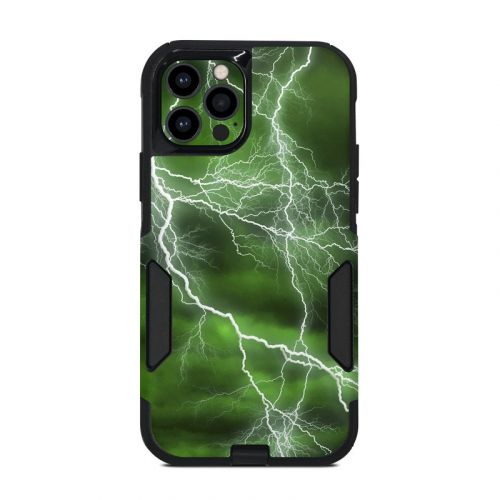 Apocalypse Green OtterBox Commuter iPhone 12 Pro Case Skin