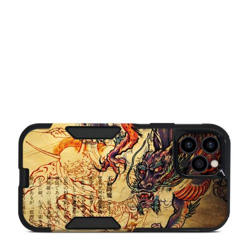 Dragon Legend OtterBox Commuter iPhone 12 Pro Case Skin