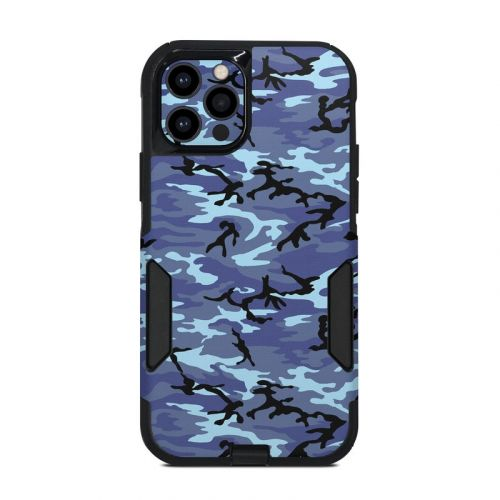 Sky Camo OtterBox Commuter iPhone 12 Pro Case Skin