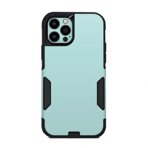 Solid State Mint OtterBox Commuter iPhone 12 Pro Case Skin