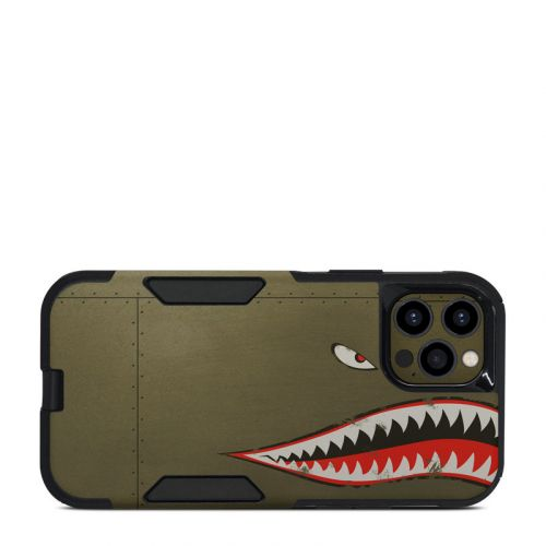 USAF Shark OtterBox Commuter iPhone 12 Pro Case Skin
