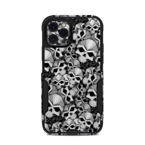 Bones OtterBox Commuter iPhone 11 Pro Case Skin